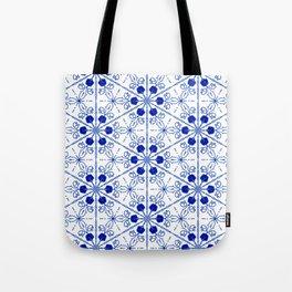 Delft Pattern 2 Tote Bag