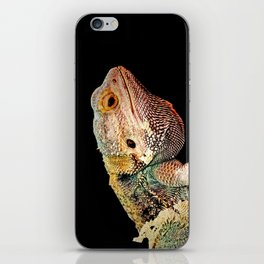 BEARDED DRAGON iPhone Skin