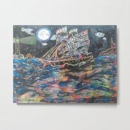 Affair of the seas Metal Print