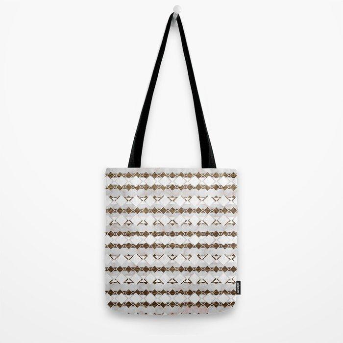 Ethnic Geo Tote Bag