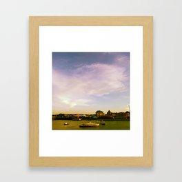 Singapore Sentosa Framed Art Print
