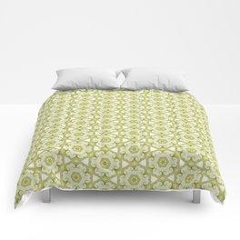 Vintage Moss Comforters