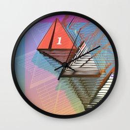 Photo Finish Wall Clock
