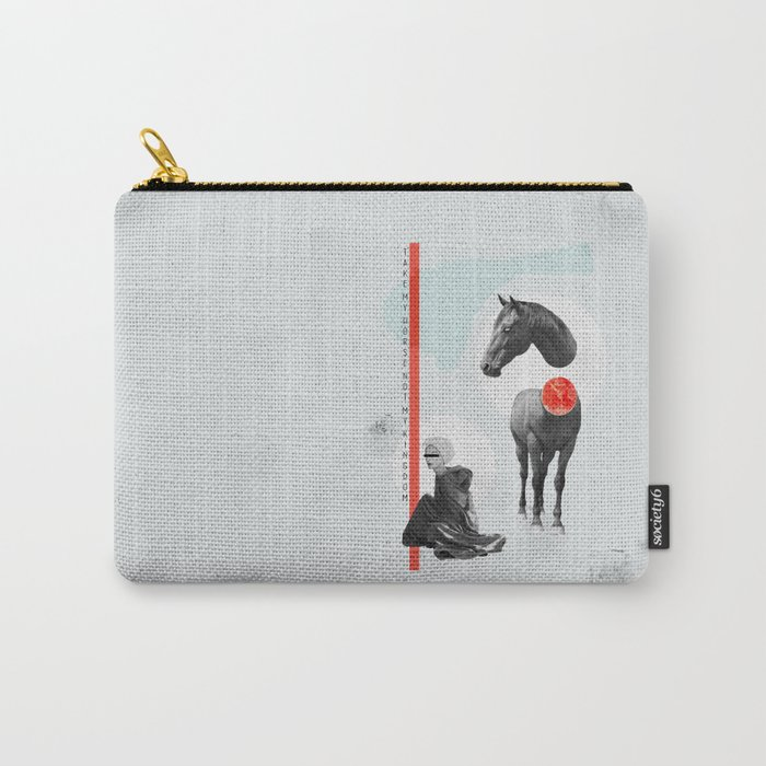 take my horse Carry-All Pouch