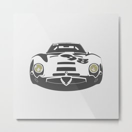Alfa Romeo Giulia Metal Print