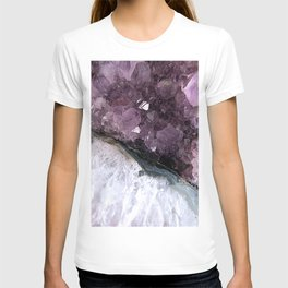 Crystal Abstract T-shirt