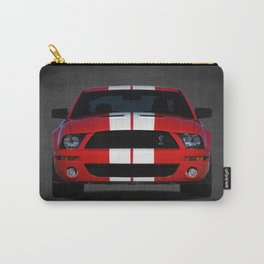 The Mustang Shelby GT500 Carry-All Pouch