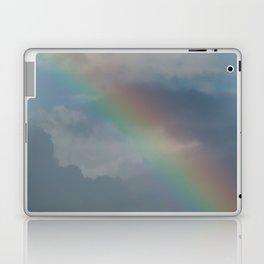 Rainbow shows its colors Laptop & iPad Skin