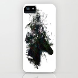 Horsey Butterfly [shape] iPhone Case