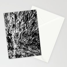 Metropolis (for other colors, see Black Ice and Starburst) Stationery Cards