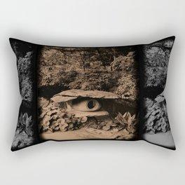 Back in Time (Japan) Rectangular Pillow