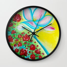 It's 3, 2, 1  Me! Wall Clock
