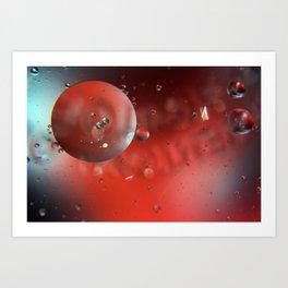 MOW1 Art Print