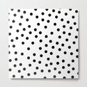 Simply Dots in Midnight Black by followmeinstead