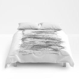 Texture#21 Dry brush Comforters