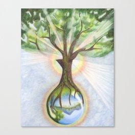 Catch A Fallen Dream Canvas Print