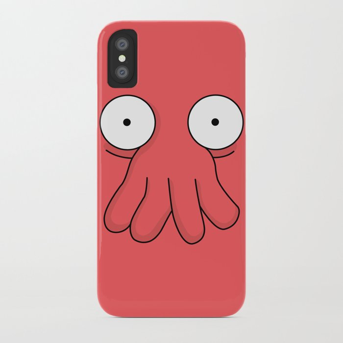 Dr. Zoidberg iPhone Case