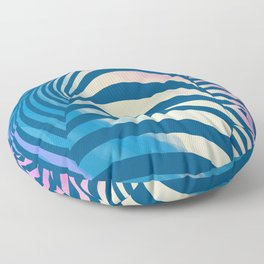 Shapes Of Things Floor Pillow