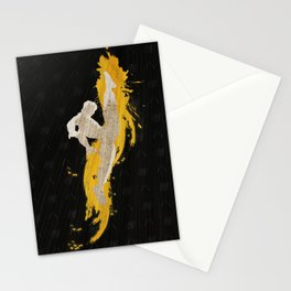 The Last Dragon (Homage to Fei Long of Street Fighter) Stationery Cards