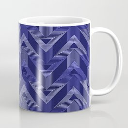 Op Art 99 Coffee Mug