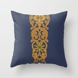 Cordoba mosaic 6 Throw Pillow