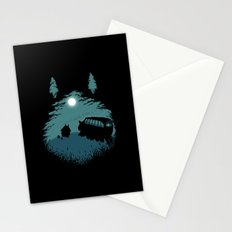 Walking Home Stationery Cards