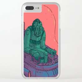 The Smuggler Clear iPhone Case