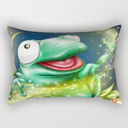 Magic in the forest Rectangular Pillow