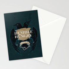 Humble and Hungry Stationery Cards
