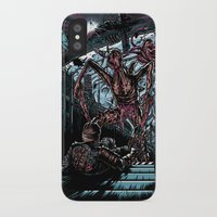 lee pace iPhone & iPod Cases featuring The Dead's Pace by WarrenRB
