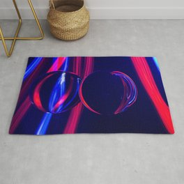 The Light Painter 2 Rug