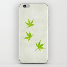 three of a kind 3 iPhone & iPod Skin