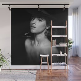 Camila Cabello 'Reflection' Digital Painting Wall Mural