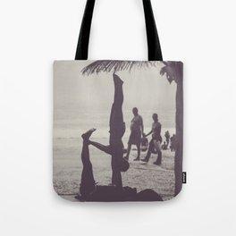 Yoga in Rio Tote Bag