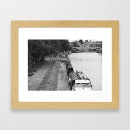 York (271) Framed Art Print
