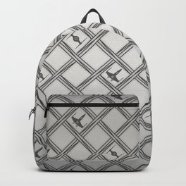 X Wing TIE Fighter Pattern Backpack