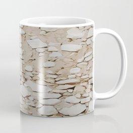 Stone Wall Pattern Coffee Mug