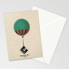 Gymnopedie No.1 - Erik Satie Stationery Cards