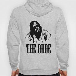 The Dude Abides The Big Lebowski Hoody