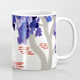 Under the Jacaranda Coffee Mug