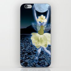 Magnolia Dancer iPhone & iPod Skin