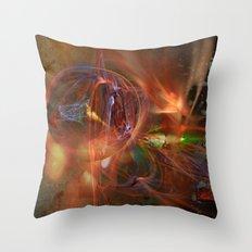 Ovalia Throw Pillow