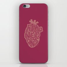 Marital status iPhone & iPod Skin