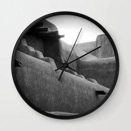 Adobe Lines Wall Clock