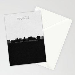City Skylines: Madison Stationery Cards