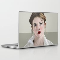 lolita Laptop & iPad Skins featuring Lolita by Acromatiq