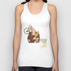 Charles Brown the story continued Unisex Tank Top