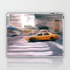Taxi Cab. Laptop & iPad Skin