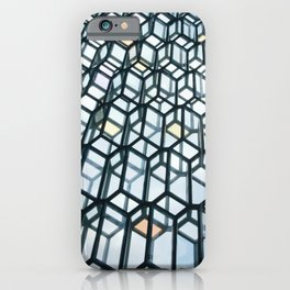 Harpa Concert Hall iPhone Case