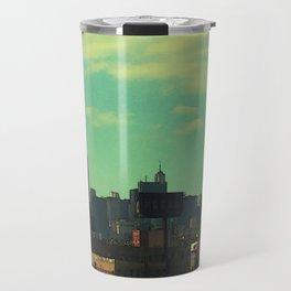 Portrait of a City Travel Mug